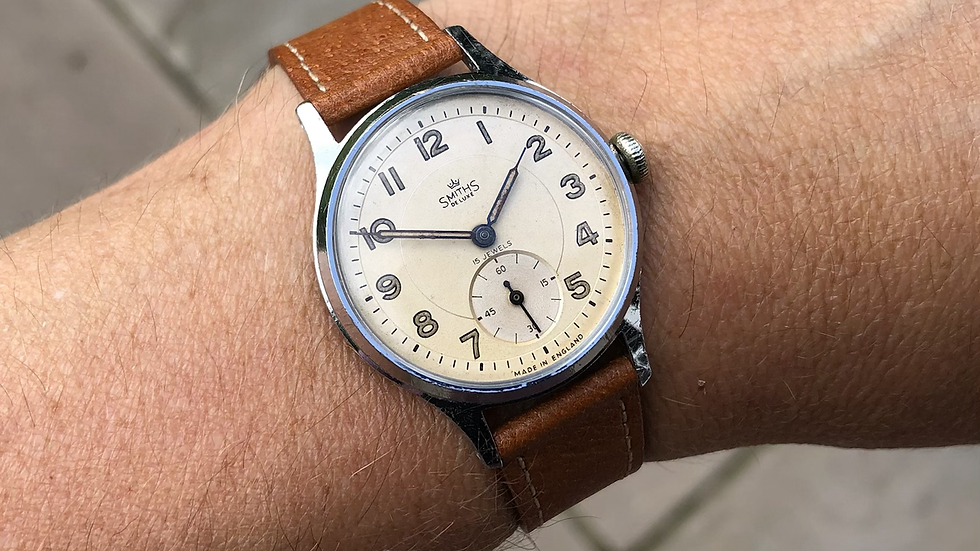 Smiths Deluxe 1958 A404 Everest Range Watch