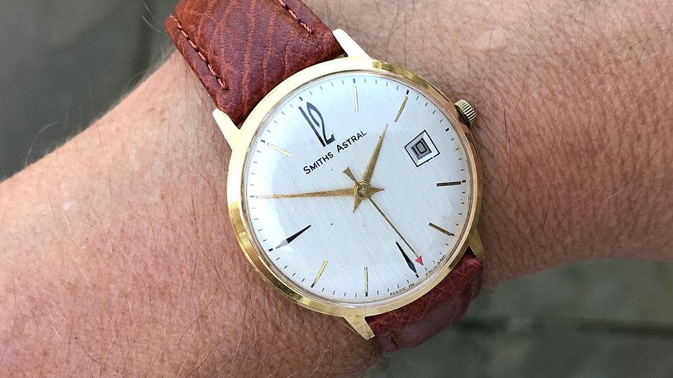 Smiths Astral SC352/B 1967 Calendar Watch