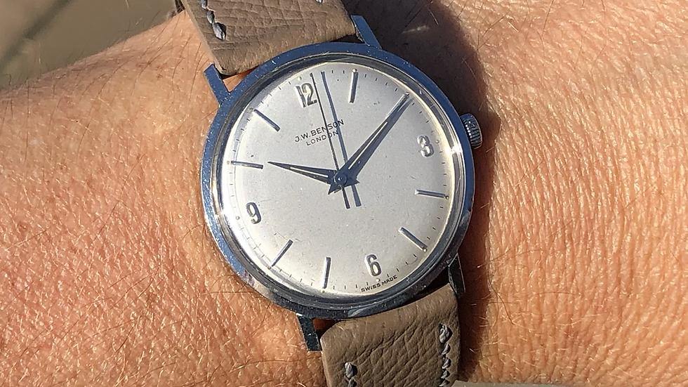 J W Benson 1955 Watch