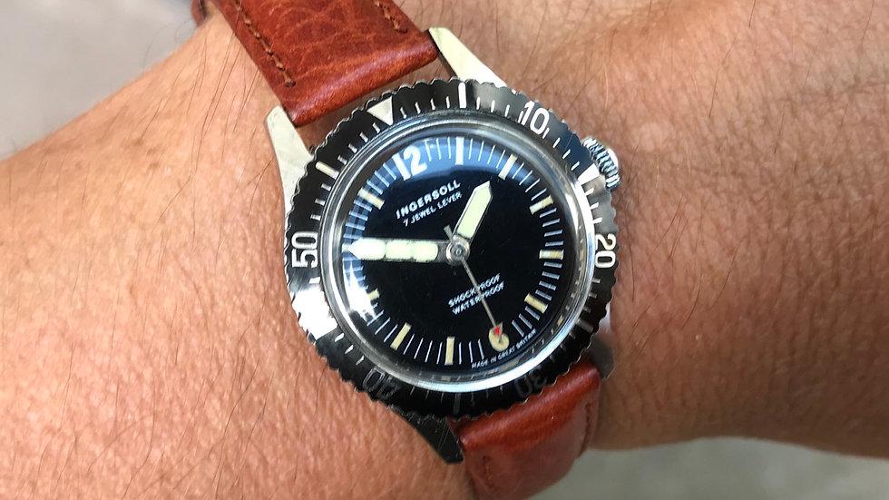 Ingersoll/Smiths Divers Watch