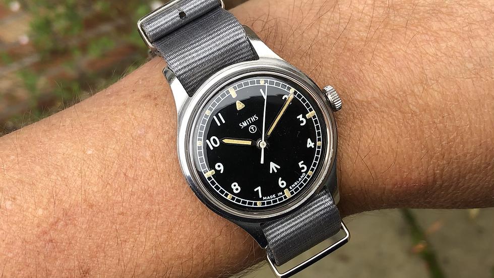 Smiths W10 1969 Military Watch
