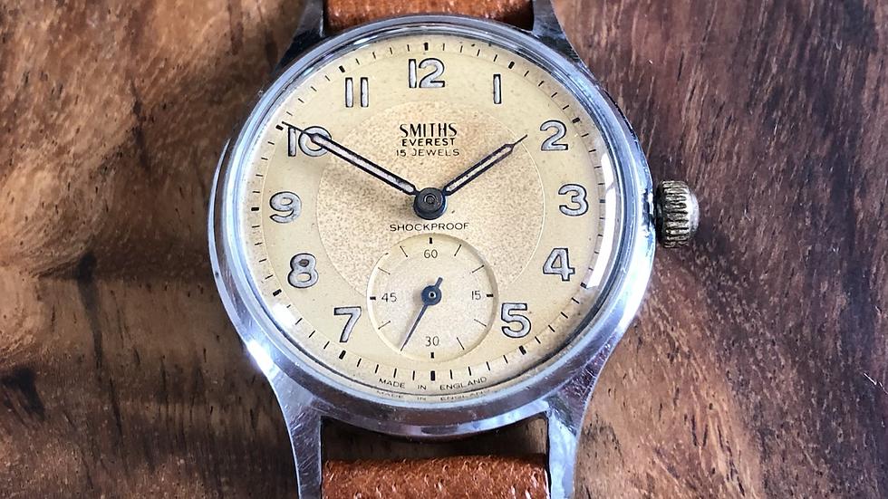 Smiths Everest A404 1964 Watch