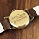 Thumbnail: Smiths Deluxe 1957 9ct Gold British Railways Watch