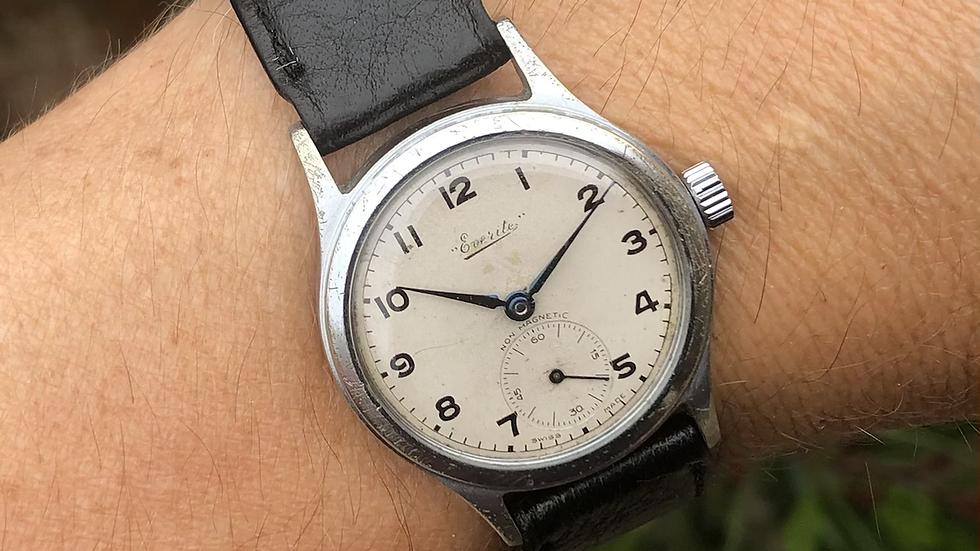 Everite/Rotary 1950s Watch