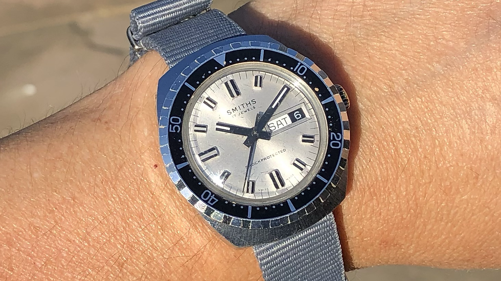 Smiths Divers 1977 Watch
