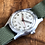 Thumbnail: Rotary 1950s Military Style Watch