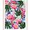 Thumbnail: Blue Tropical Painterly Print