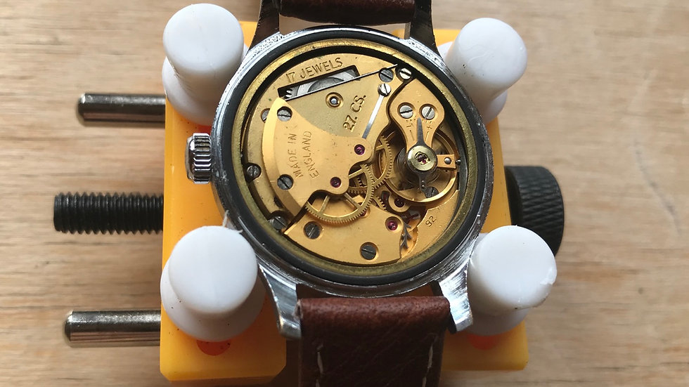 Smiths Watch Service and Repair