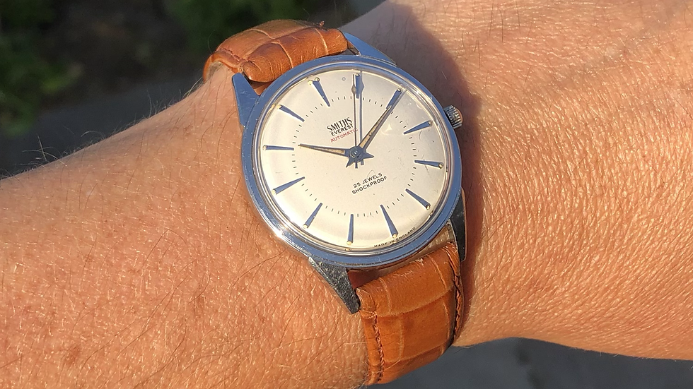 Smiths Everest Automatic 1966 Watch