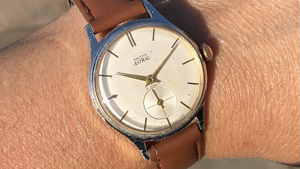 Smiths Astral T402 1959 Watch