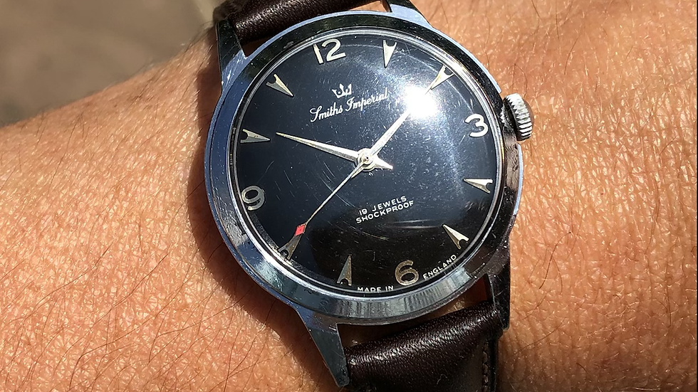Smiths Imperial 1958 201 Watch