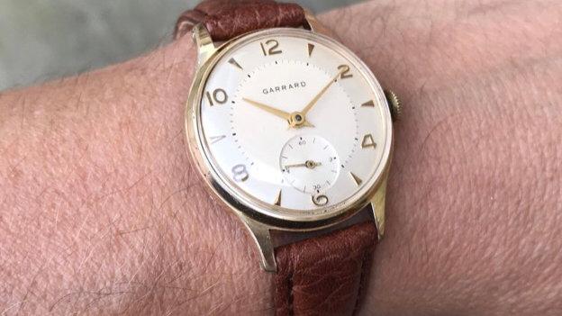 Garrard/Smiths 1962 Watch