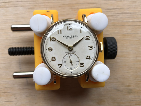 Wilson and Gill Smiths Watch