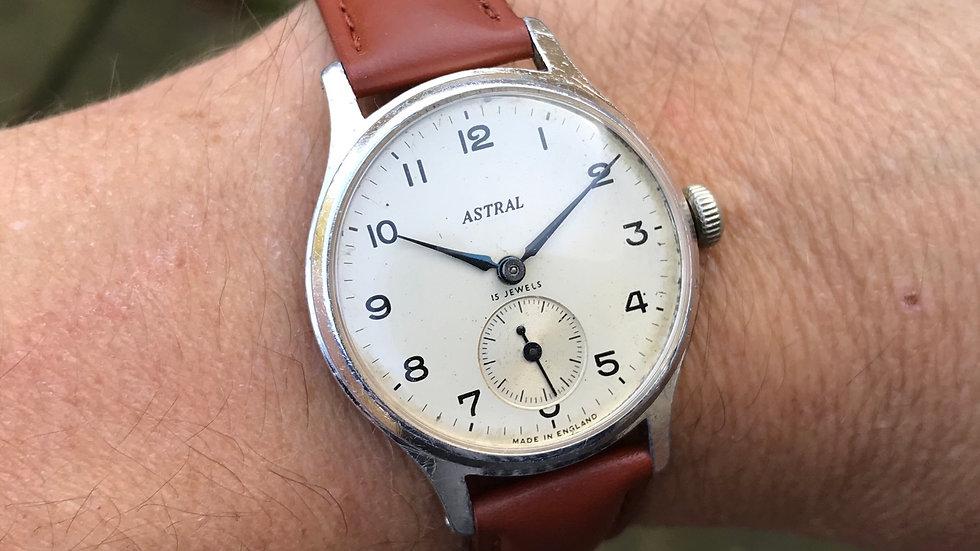 Smiths Astral 1957 Everest Case Watch