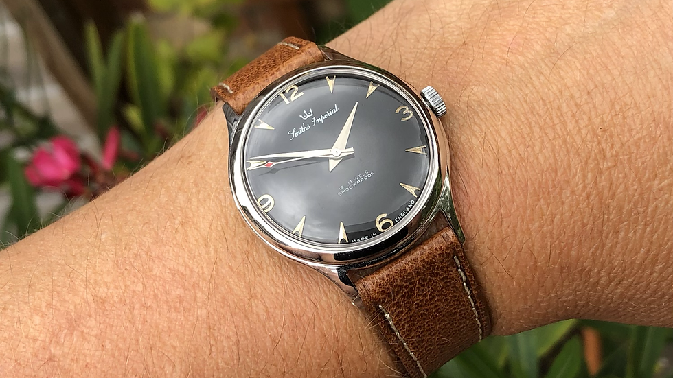Smiths Imperial 1959 208 Watch