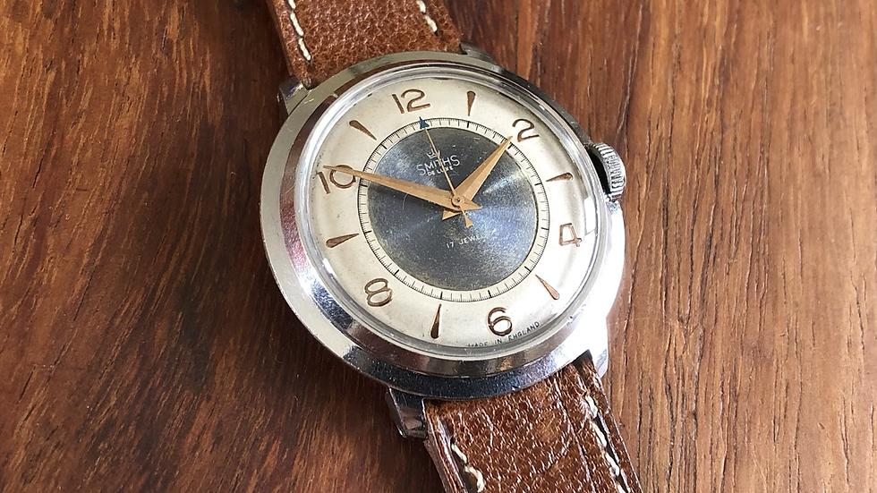 Smiths Deluxe AB476 1957 Everest Range Watch
