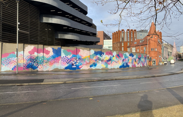 Liverpool Without Walls Mural