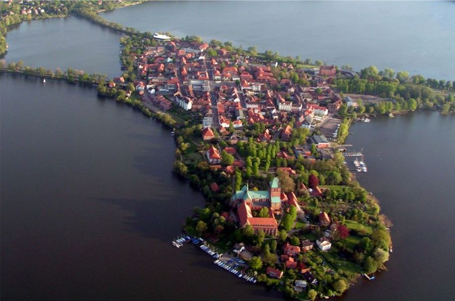Domhalbinsel Ratzeburg