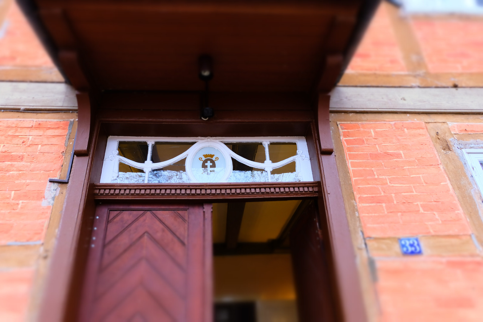 Eingang des Gästehaus Domkloster