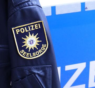 Jacke Polizeiseelsorge