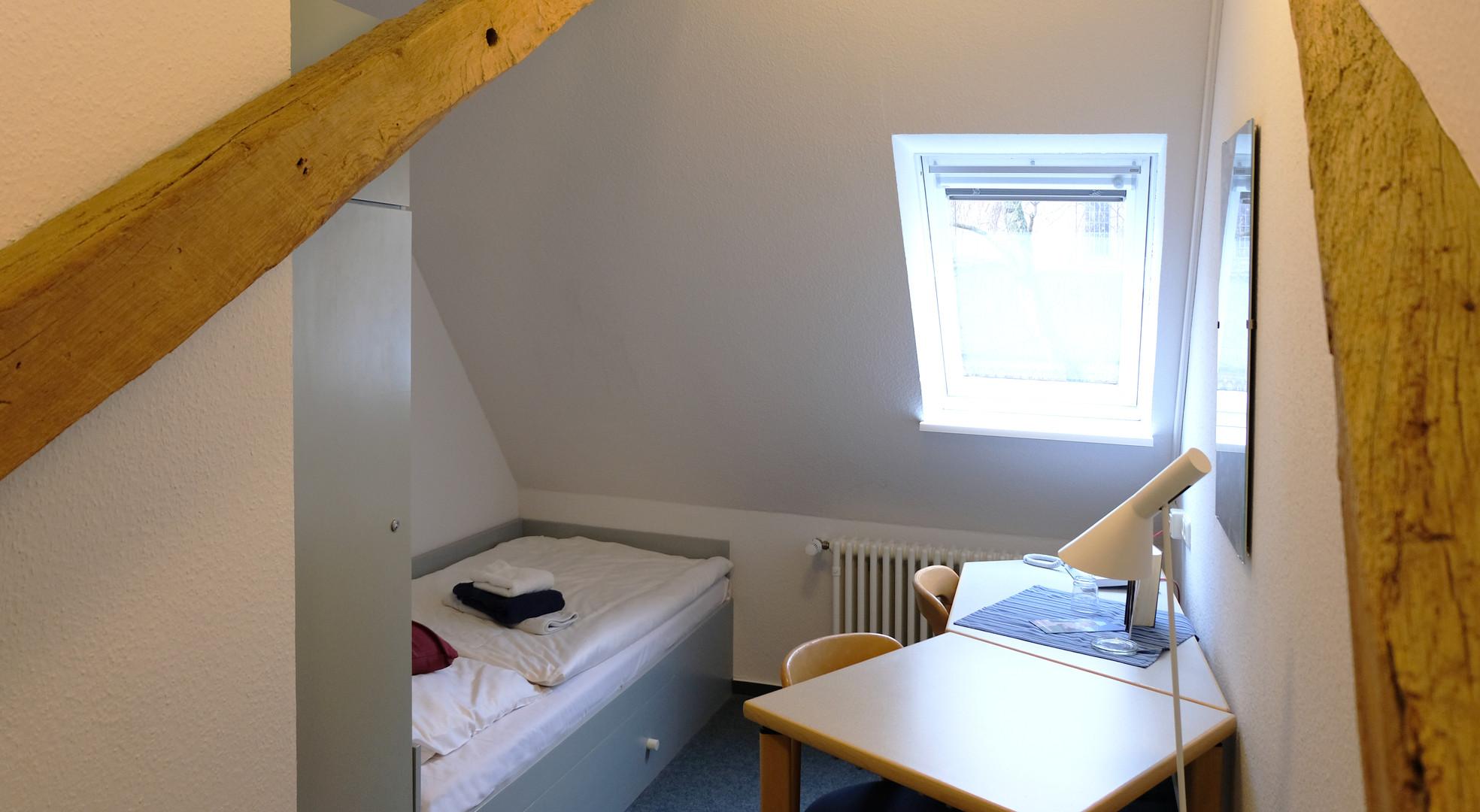 Zimmer für Vikar/innen und Mitarbeiter/innen der Nordkirche