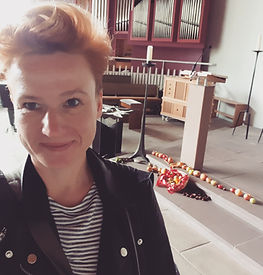 Carola Scherf Kirche