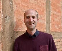Studienleiter Tobias Sarx