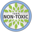 100% non-toxic badge for Pure Maintenance sterilants