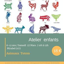 Atelier enfants Animaux&Totem.png