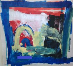 art thérapie acrylique