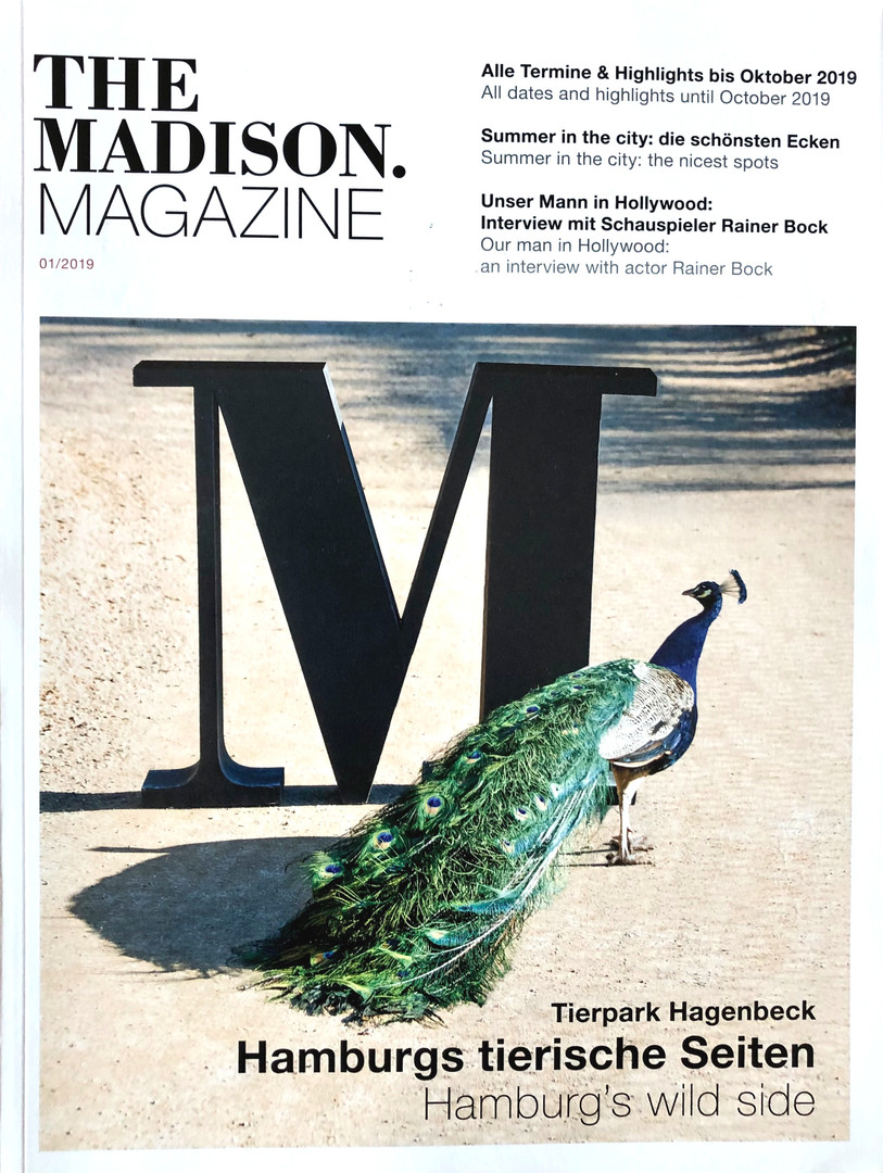 THE MADISON MAGAZINE