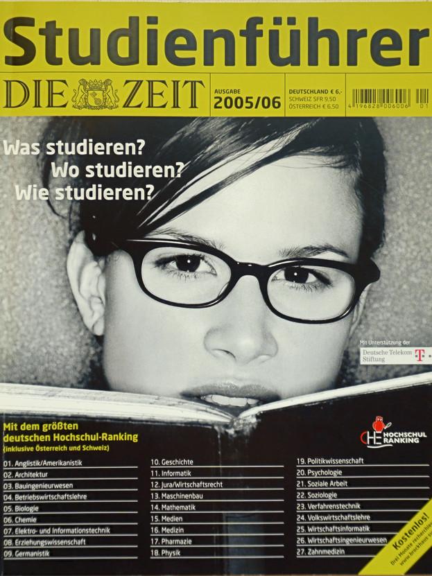Die Zeit STUDIENFÜHRER