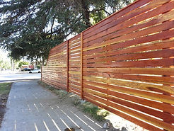 Hardwood Fence/Shotover Fencing Solutions  Queenstown