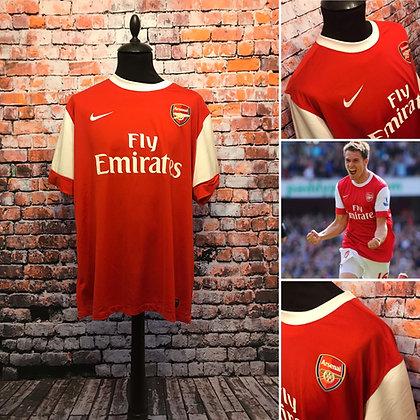 Arsenal 2010-11