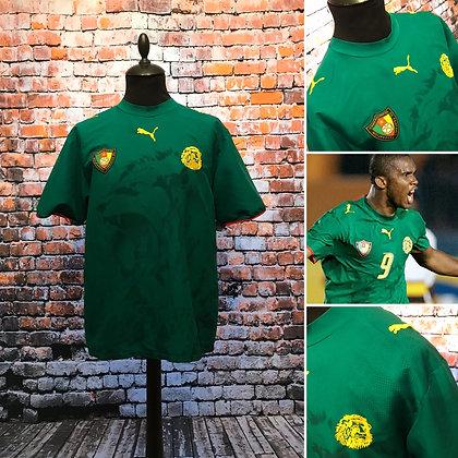 Cameroon 2006-08
