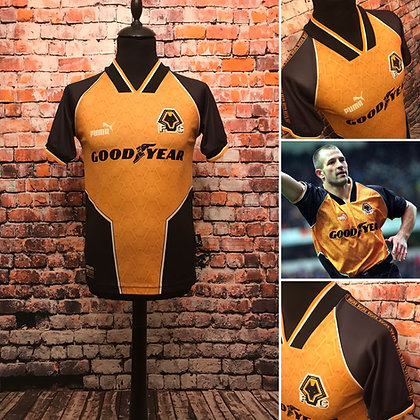 Wolverhampton Wanderers 1996-98