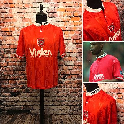 Charlton Athletic 1996-98