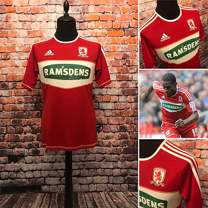 Middlesbrough 2012-13