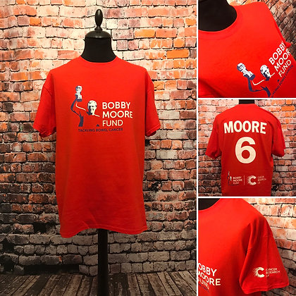 Bobby Moore Fund Official Product
