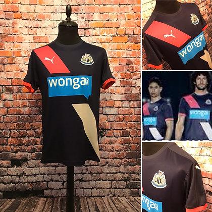 Newcastle United 2015-16