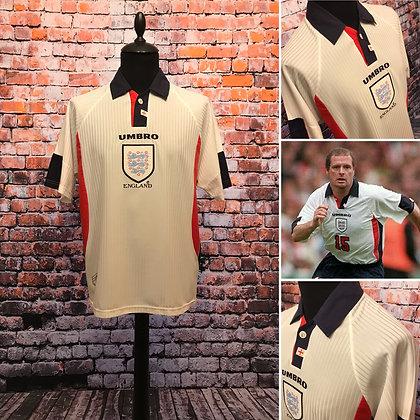 England 1997-99