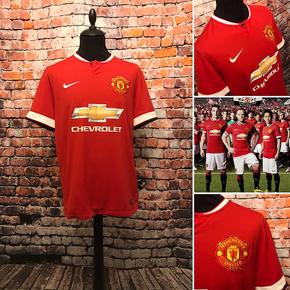Manchester United 2014-15