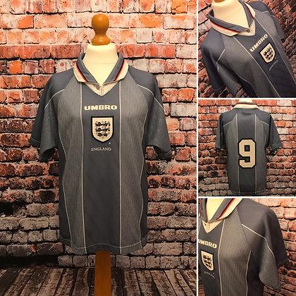 England 1996-97