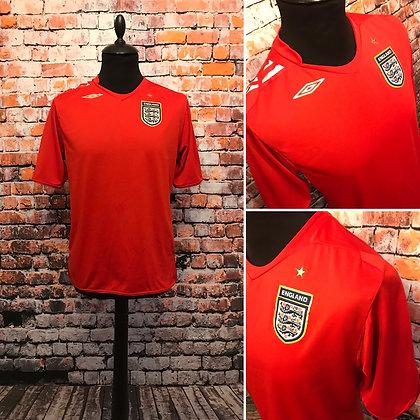 England Ladies 2006-08