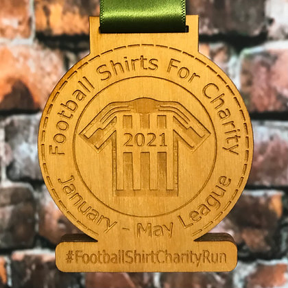 Football Shirt Charity Run 2021