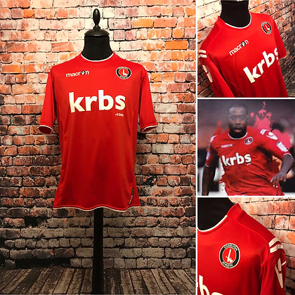 Charlton Athletic 2010-12