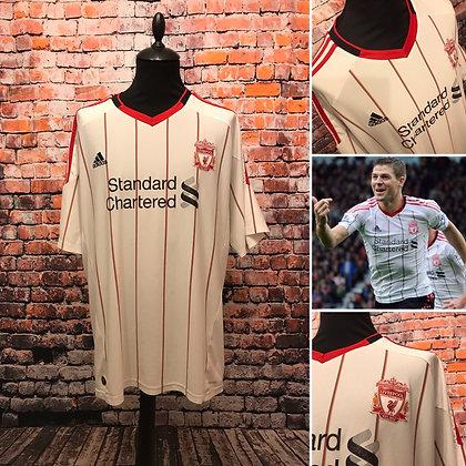 Liverpool 2010-11