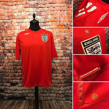 England 2006-08