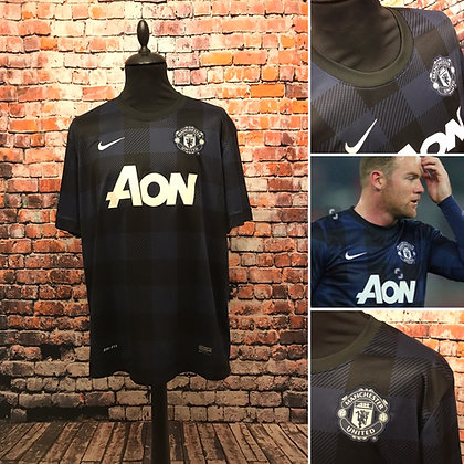 Manchester United 2013-14