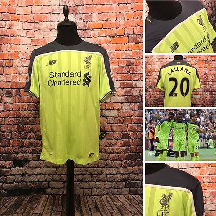 Liverpool 2016-17